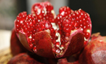 Pomegranate can be used as a natural preservative