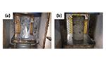 Comportamento de concretos com fibras — impacto da matriz cimentícia