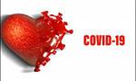 Estudo mostra que lesão cardíaca aguda está associada a maior mortalidade em pacientes com Covid-19